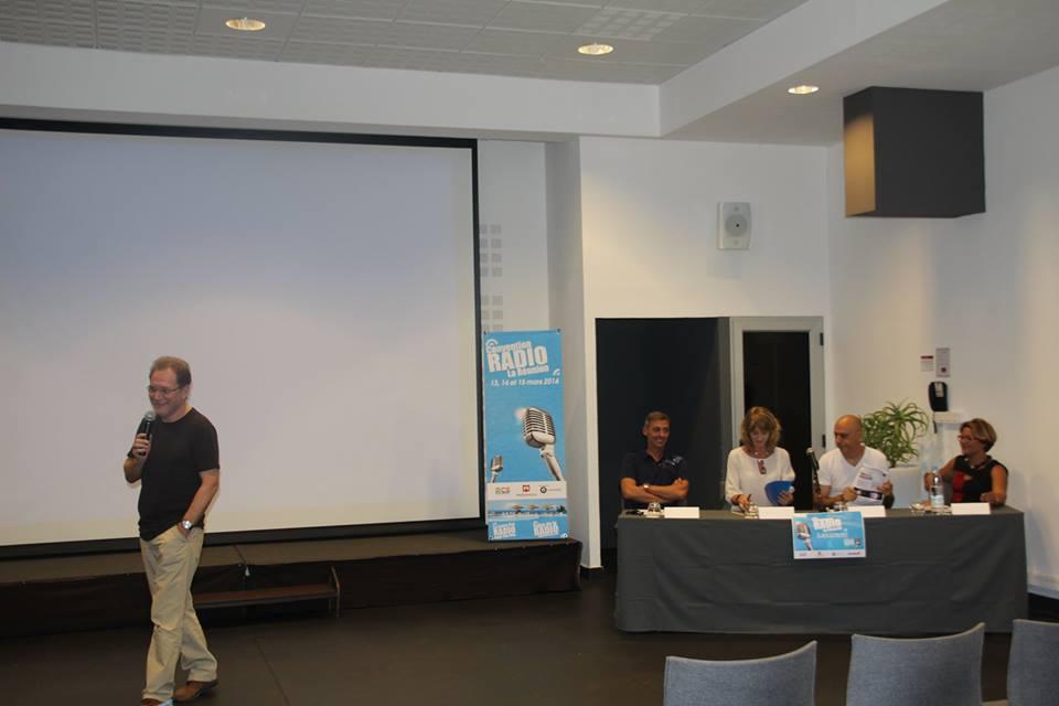 La Convention radio, au Creolia, avec Geo, Lilou, Gilles Bojan et Isabelle Hoarau