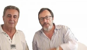 Bernard Colomb & Serge Lacour
